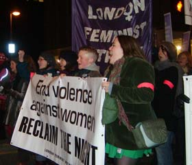 Reclaim The Night BABY